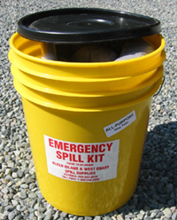 vehicle spill kit + granular