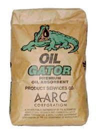 Oil Gator Remedial - Premium Oil Absorbent,