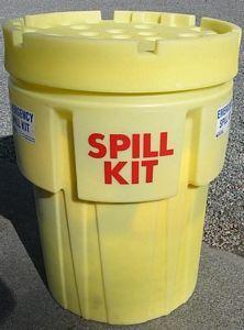 Major Incident Overpack Spill Response Kit - (KI-ESK95),