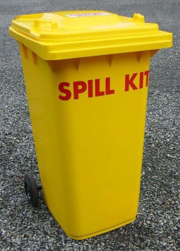 Mobile Facility Spill Response Kit – Basic - (KI-ESK240-L),