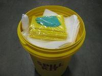 First Response 30 gallon - Job Site Spill Kit (KI-FRSK-30),