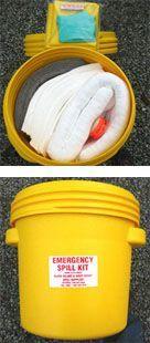 First Response Spill Kit (KI-FRSK),