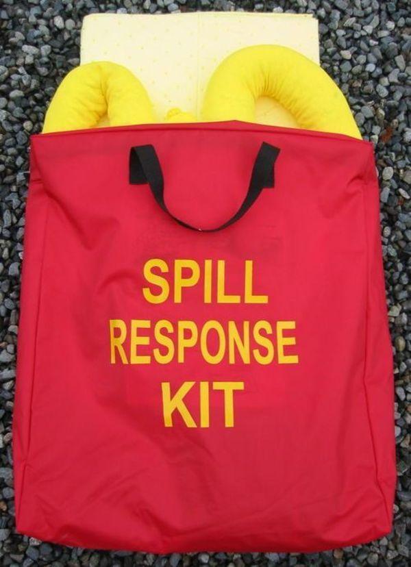 Hazmat Acid Spill Response Kit - (KI-ESK3H),