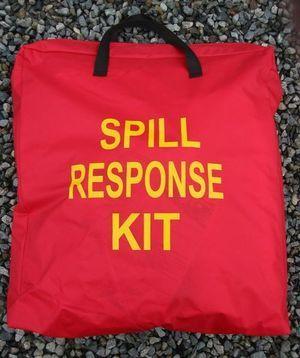 Behind-the-Seat Vehicle Spill Kit - (KI-ESK3),