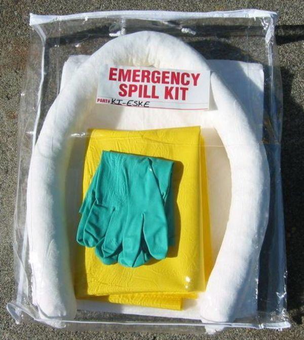 Entry Level Spill Kit - (KI-ESKE),