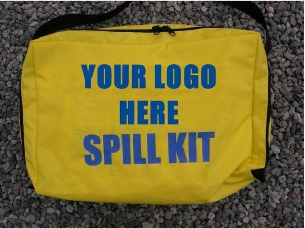 CUSTOM / PERSONALIZED SPILL KITS WITH YOUR LOGO,