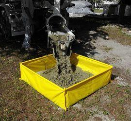 UltraTech Concrete Washout Berm,