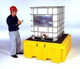 UltraTech IBC Spill Pallets,