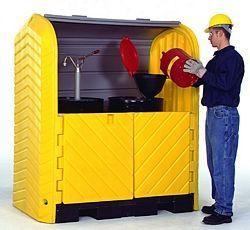 UltraTech Hard Top Spill Pallets,