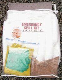 KI-ESK-F2 Basic Vehicle Spill Kit (Level 2),