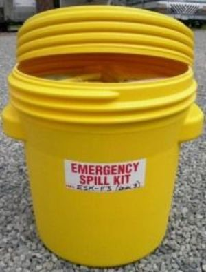 KI-ESK-F3 Fuel Storage & Dispensing Spill Kit,
