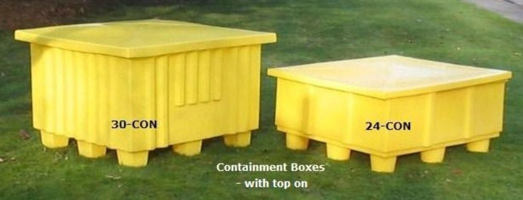 Battery Containment / Storage Boxes,