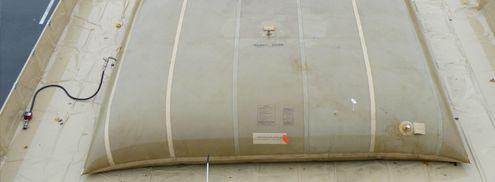 Terra Tank (Collapsible Chemical, Fuel and Water Pillow Tanks),