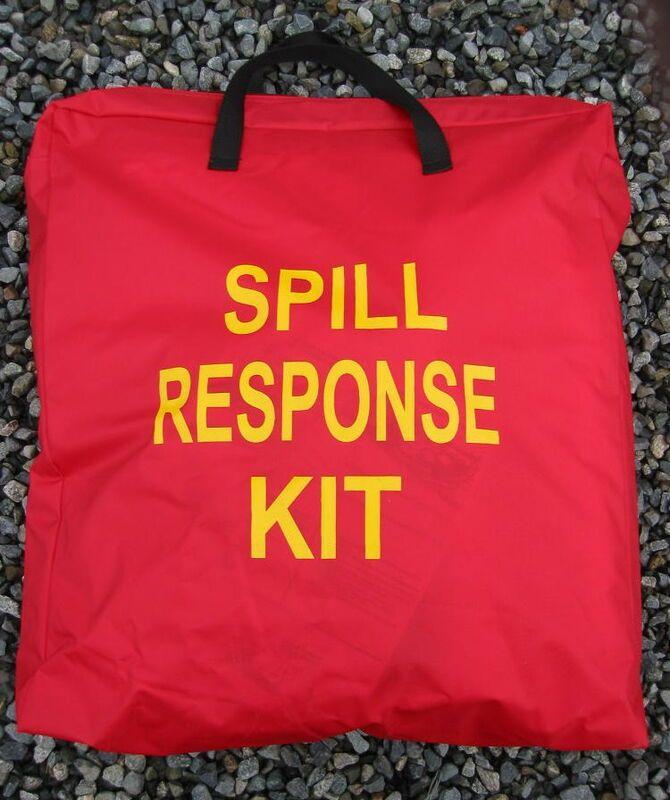 BC Hydro Vehicle Spill Kit - (KI-ESK3-BCH),